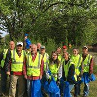 Adopt a Highway  Clean up  Spring