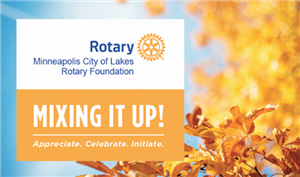 COL Rotary Foundation Fundraising Kickoff
