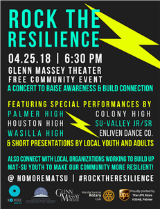 Rock the Resilience Concert