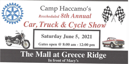 Camp Haccamo Auto/Truck/Cycle Show