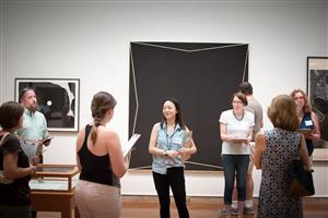 Virtual visit to the Addison Gallery - Get to know your community art museum! Located a PA!