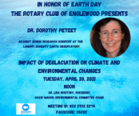 Impact of Deglaciation on Climate and Environmental Changes