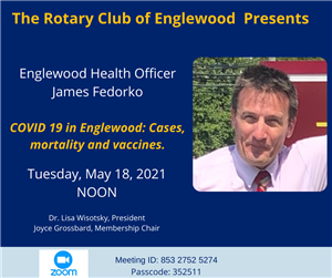 COVID-19 in Englewood: Cases, mortality and vaccines.