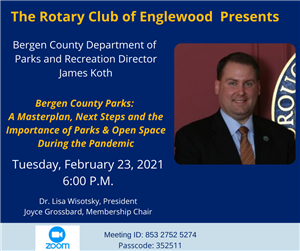 Bergen County Parks: A Masterplan Next Steps & the Importance of Parks & Open Space During COVID-19