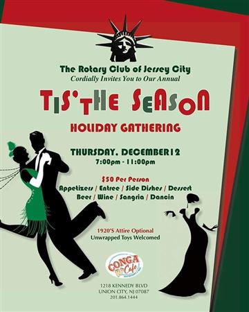 Rotary Club of Jersey City Holiday Gathering