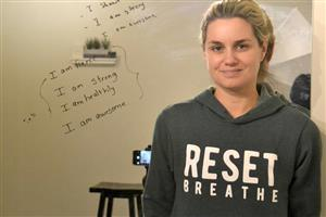 Reset Breathe Fitness (A PEI online business, before and during Covid)