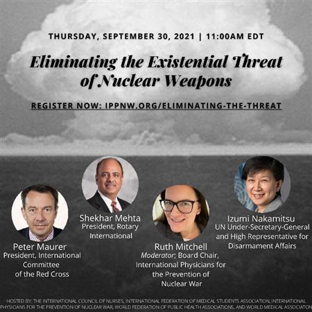 Eliminating the Threat of Nuclear Weapons