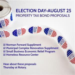 Norman Property Tax Bond Proposals