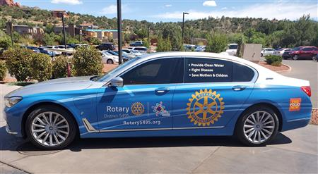 Rotary D5495 Virtual Conference is CANCELLED