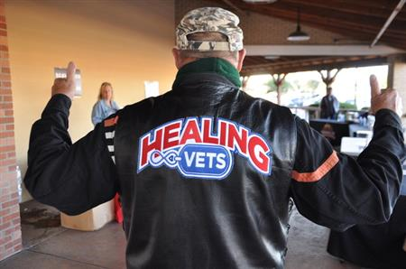 Hooked on Healing Vets Ride
