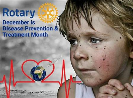 December is Disease Prevention and Treatment