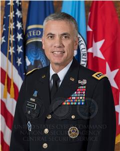 Director of NSA & US Cyber Command Commander