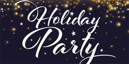 SAVE THE DATE- Club Holiday Dinner Party