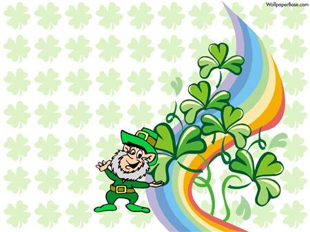 St. Patrick's Day Fun & Joviality