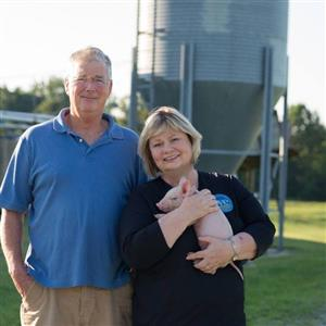 Pork Production – in a safer, more humane and transparent way. We have a great story to tell.
