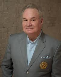 Rotary District Governor Russell Johnson