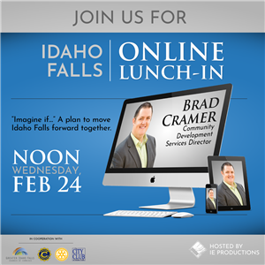 Imagine if... A Plan to move Idaho Falls Forward Together