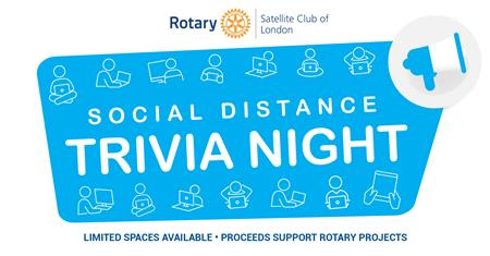 Social Distance Trivia Night - New Year, New You!
