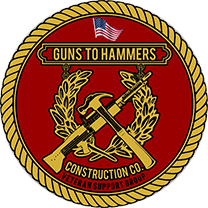 Guns to Hammers - nonprofit company that specializes in ADA compliant projects for our wounded veter