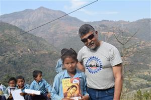 The Asha Project to Raise Funds for Mobile Medical Clinic in Nepal