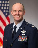 Commander 158th Fighter Wing VT Air National Guard