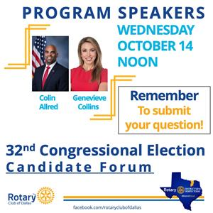 32nd Congressional Candidate Forum