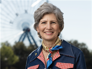 State Fair of Texas Elects 1st Chairperson of the Board