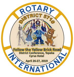 (Ramada Grand) 2019 Rotary District 5710 Conference