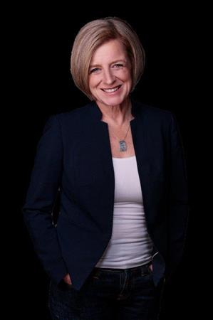 Rachel Notley, Leader of the Opposition