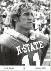 New England Patriots Quarterback and K-State Alumni