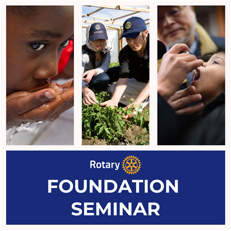 Foundation Seminar