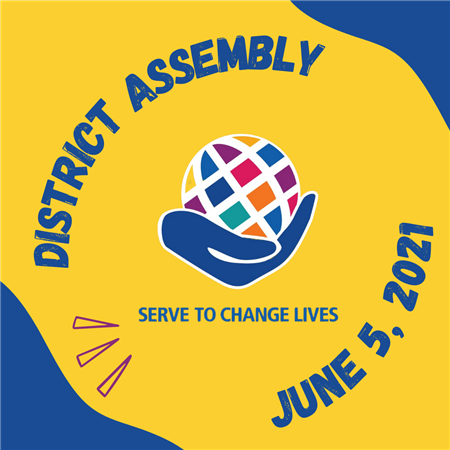 District Club Leadership Assembly