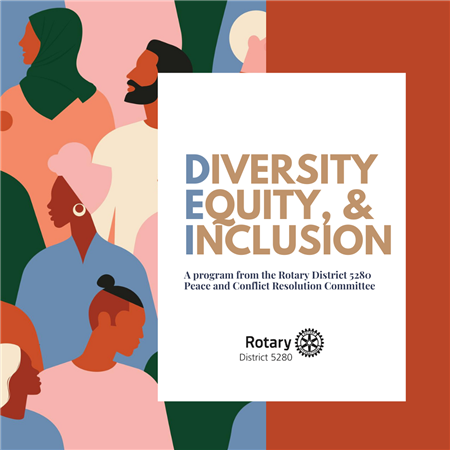 Diversity, Equity and Inclusion Program