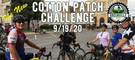 Greenville's Cotton Patch Challenge