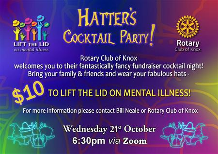Hatter's Cocktail Party