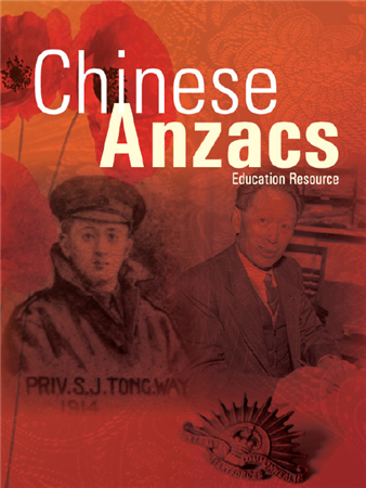 "Guest Speaker - ""Chinese ANZACS"""