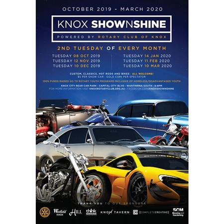 KNOX SHOWnSHINE