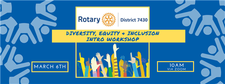 Diversity, Equity & Inclusion Intro  Workshop