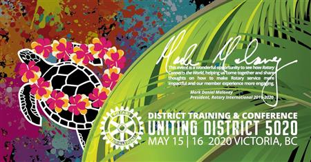 District 5020 Training & Conference