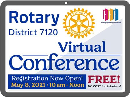 2021 District Virtual Conference