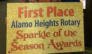 Alamo Heights 17th Annual Holiday Decoration