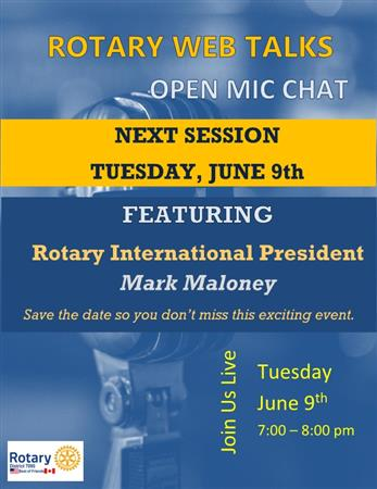 Town Hall with RI President Mark Maloney