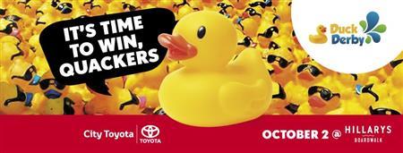 Duck Derby for Rotary 2021