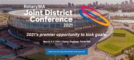 Joint-District Conference 2021