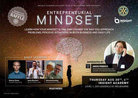 Business Networking Event: Entrepreneurial Mindset
