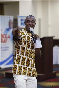 Executive Director, West Africa Centre for Peace Foundation and Rotary World Peace Fellow