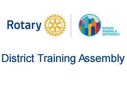 Rotary District 5440 - Spring Assembly in Windsor