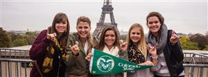 CSU in the World: Students, Faculty, and Special Initiatives, including the Confucius Institute