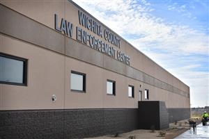 A tour of the new Wichita County Jail