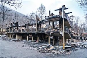 The Rotary response to The Sevier County Firestorm
